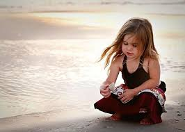 little-girl-on-beach