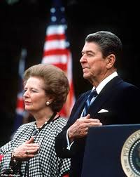 Thatcher and Regan